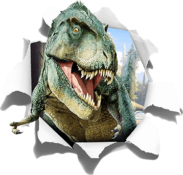 Динозавр вернись